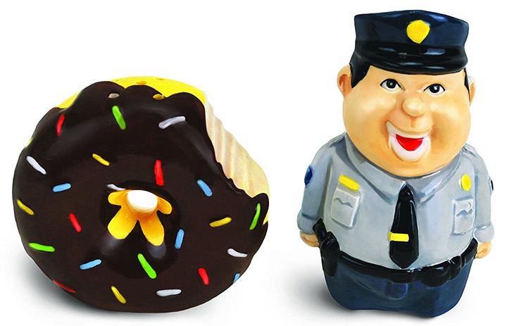 bad cop no donut shakers