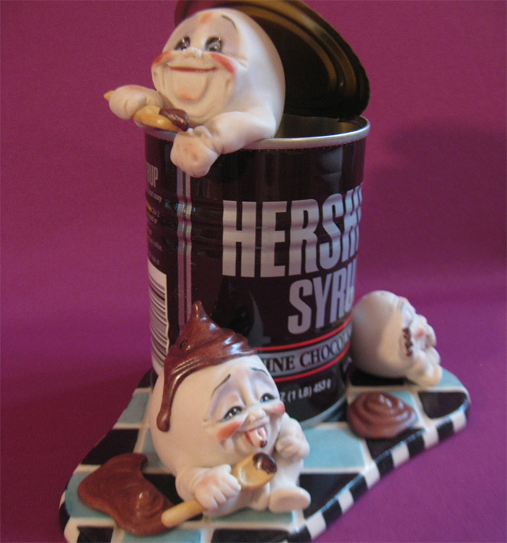 hersheys chocolate shakers
