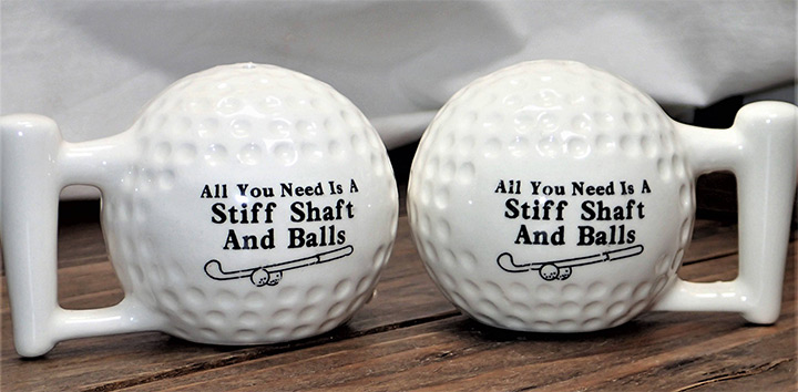 golf ball shakers
