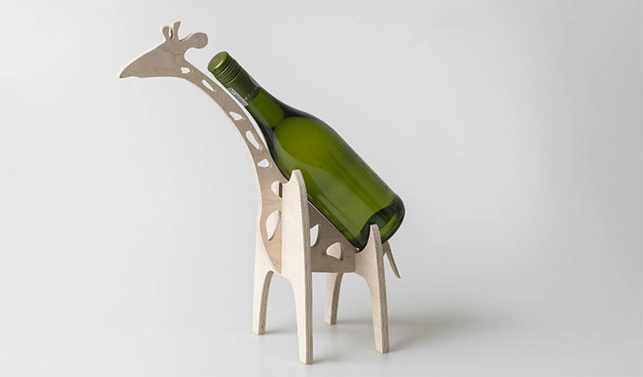 custom wine holder