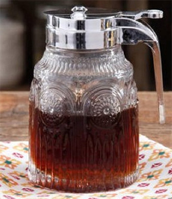 pioneer woman syrup dispenser