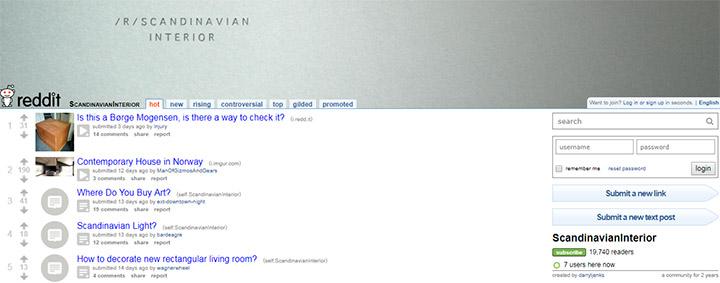 scandinaviandecor subreddit
