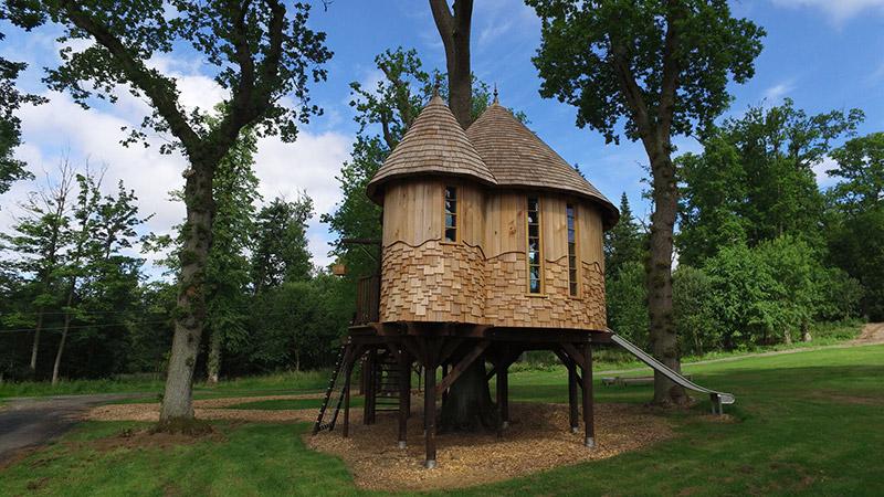 neverland treehouse design