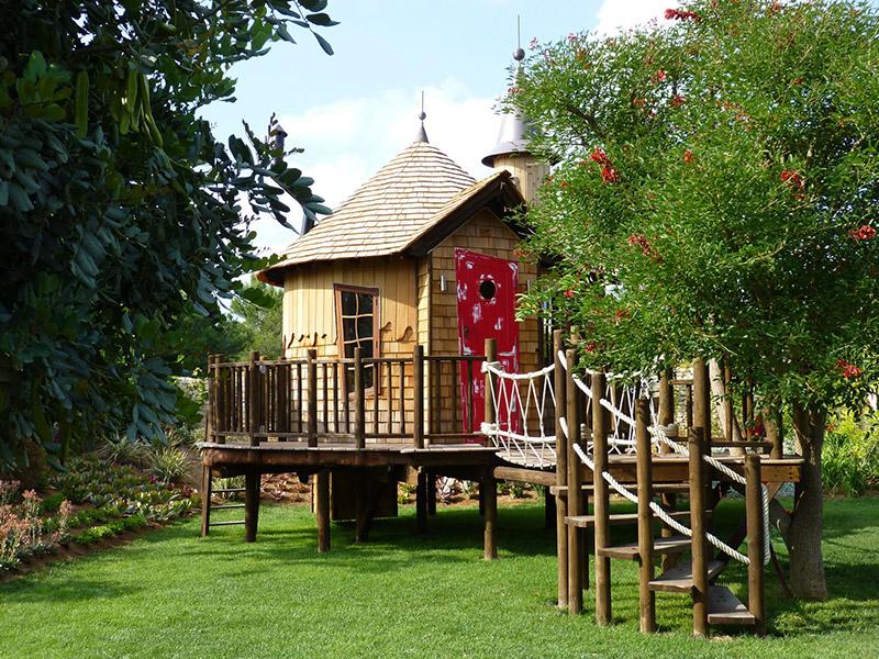 alice kids treehouse design