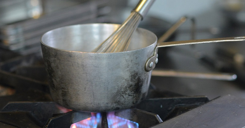cooking stovetop pan