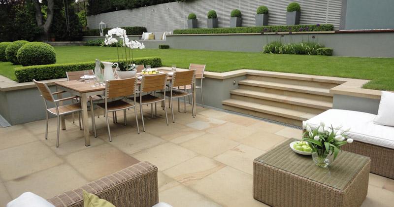 Perfect Backyard Living Room Ideas Design