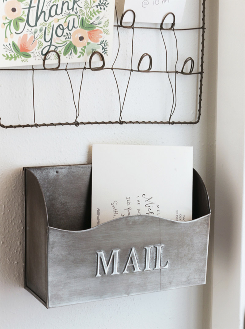 14 Diy Mail Holder Ideas That Ll Have You Reaching For