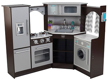 kidcraft ultimate corner kitchen