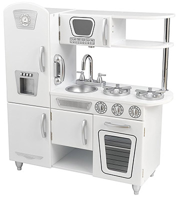 vintage retro play kitchen