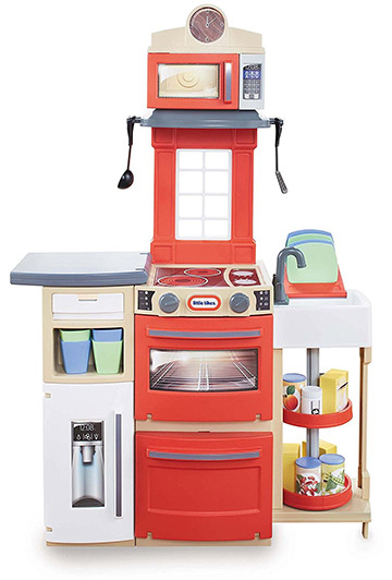 little tikes cooknstore playset
