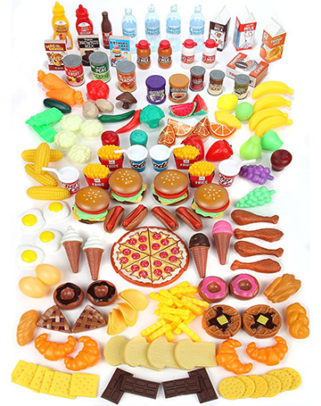 play food set 202+