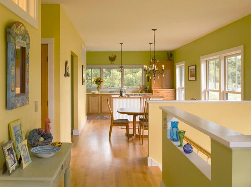 burlington friendly open space kitchen