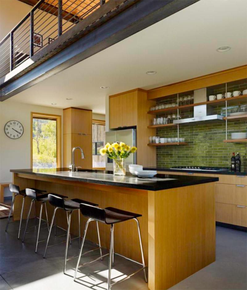aspen creek kitchen design