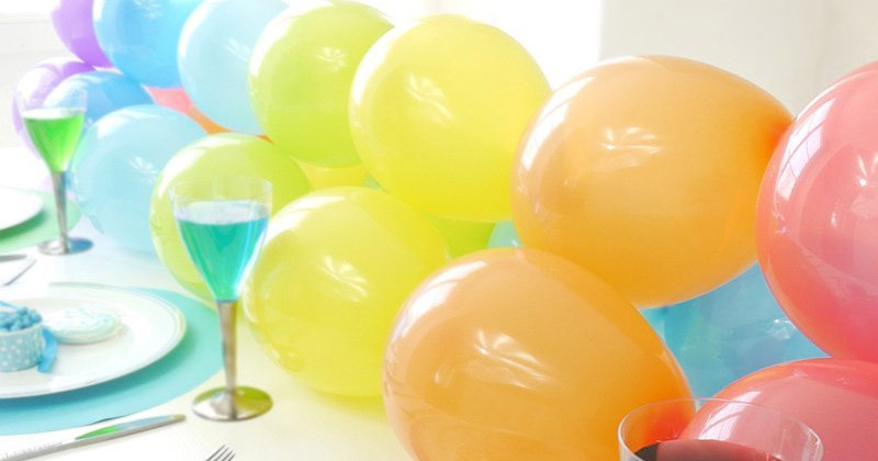 simple balloon runner