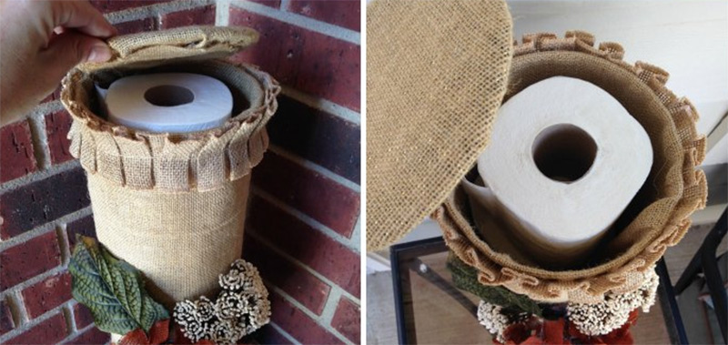 tin can tp holder