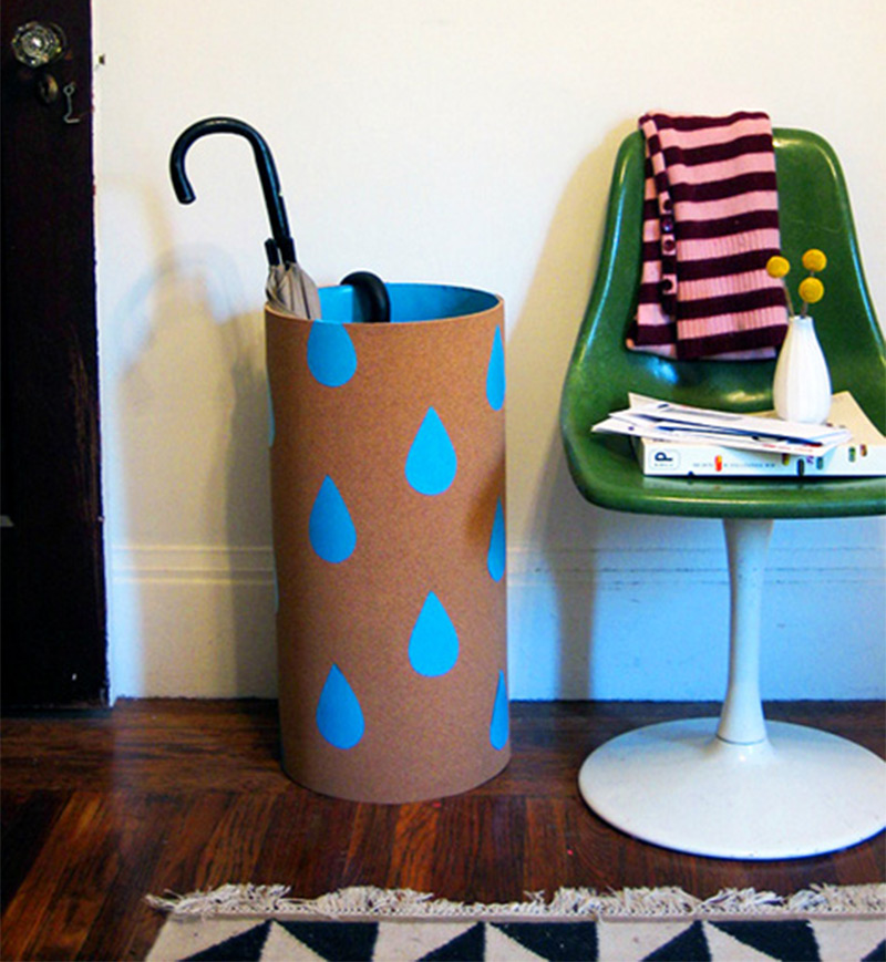 raindrop umbrella stand
