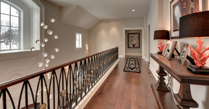 Upstairs hallway ideas