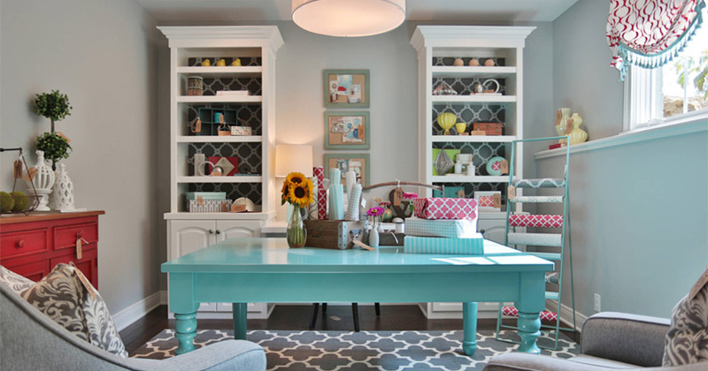 featured sewing design interior