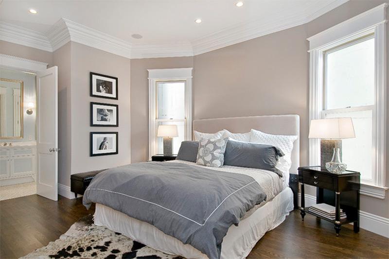 san francisco bedroom interior corners tight cozy