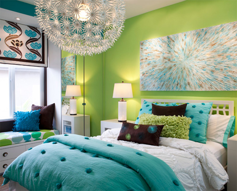 teen bedroom interior design fashionable
